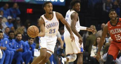 Another Westbrook triple-double leads to another OKC win