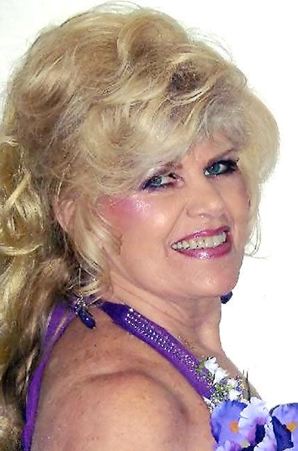 Ms. Senior Oklahoma 2011 Vickey Rose