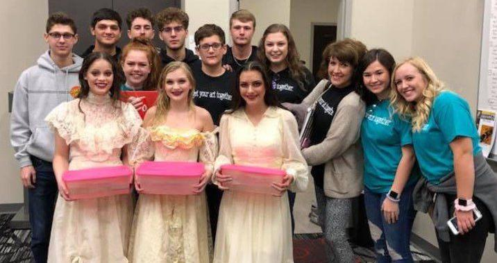 Latta speech and theater takes fourth place at OSSAA