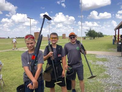 Pontotoc County shooters aim straight at state