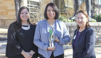 Chickasaw Cultural Center honored for efforts to protect the monarch butterfly
