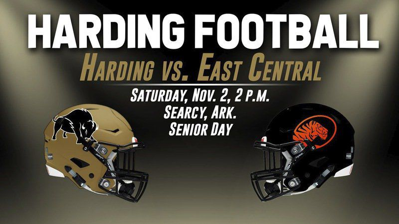 Tigers to face No. 18 Harding Saturday in Searcy