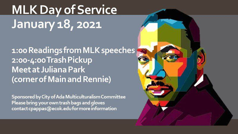 Multiculturalism Committee to host MLK Day event