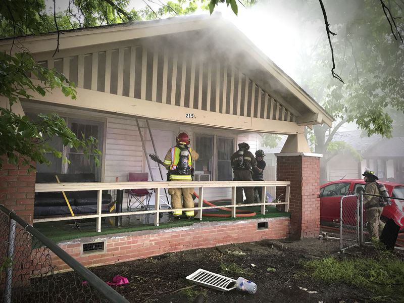 First responders stretched thin Friday