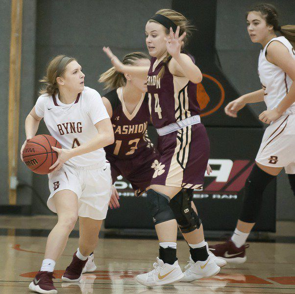 Lady Wildcats bury Byng early