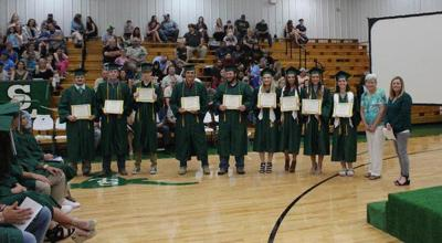 Stonewall-McLish Education Foundation awards nine scholarships