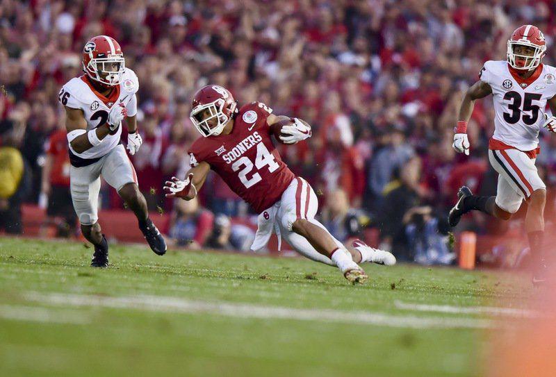 Georgia stuns OU in double overtime