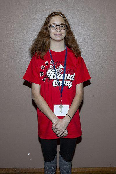 AJHS' Dewberry joins 300 SWOSU band campers