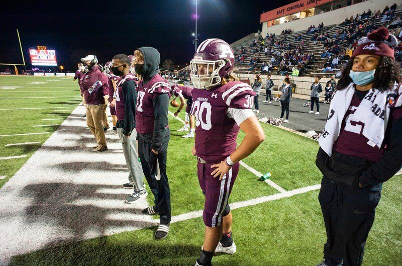 Storied football teams Ada and Clinton on 4A collision course