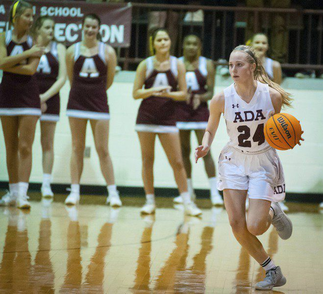 Ada girls look playoff-ready in victory