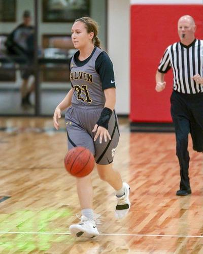 Calvin's Howell goes from alternate to All-Stater