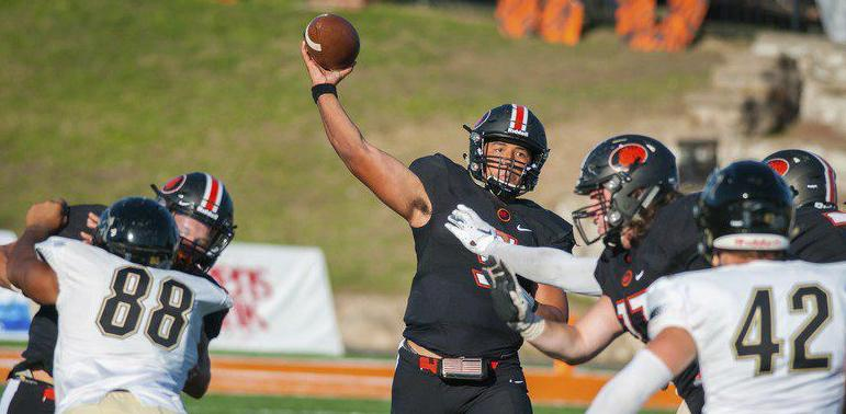 Tiger football team to tangle with archrival Southeastern on Senior Day