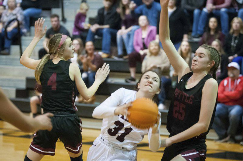 Ada girls coach getting used to slowing down