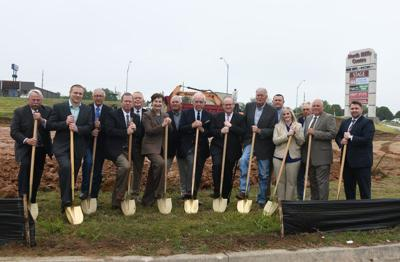 OHB breaks ground on state-of-the-art facility
