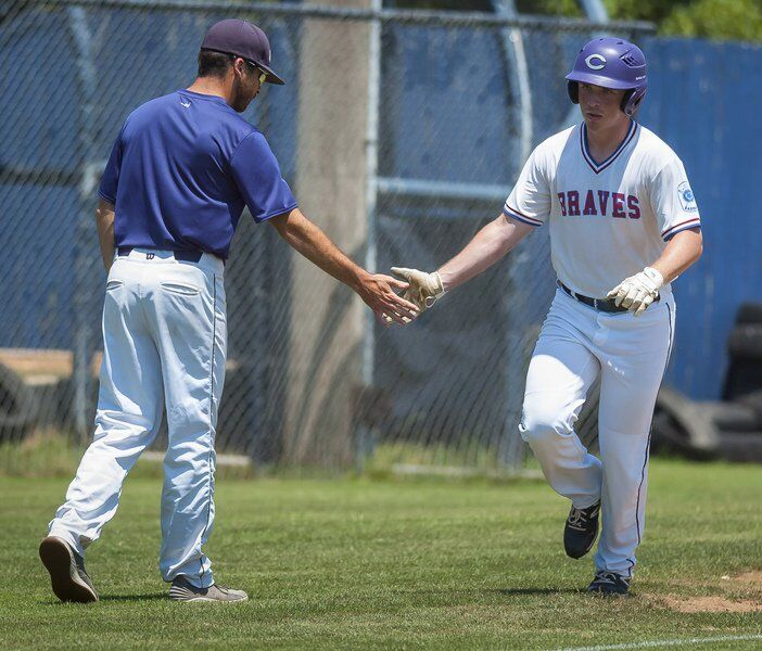 Ada Braves score nine in fourth to sink Chubbs squad