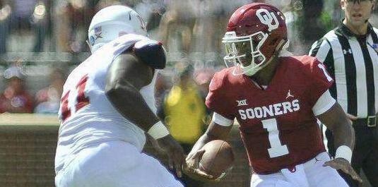 Murray sets early tone for Sooners
