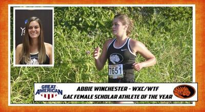 Winchester Named GAC Female Scholar Athlete of the Year