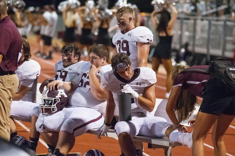 Ada football team to miss two games after contact with COVID-19