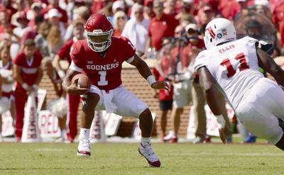 Kyler Murray says telling A's his decision wasn't easy