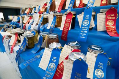 It's a blue ribbon bash at the Pontotoc County Free Fair