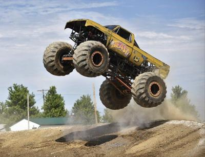 OSP to host Monster Truckz this weekend