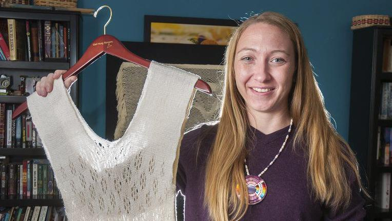 Chickasaw textile artist earns acclaim for her work
