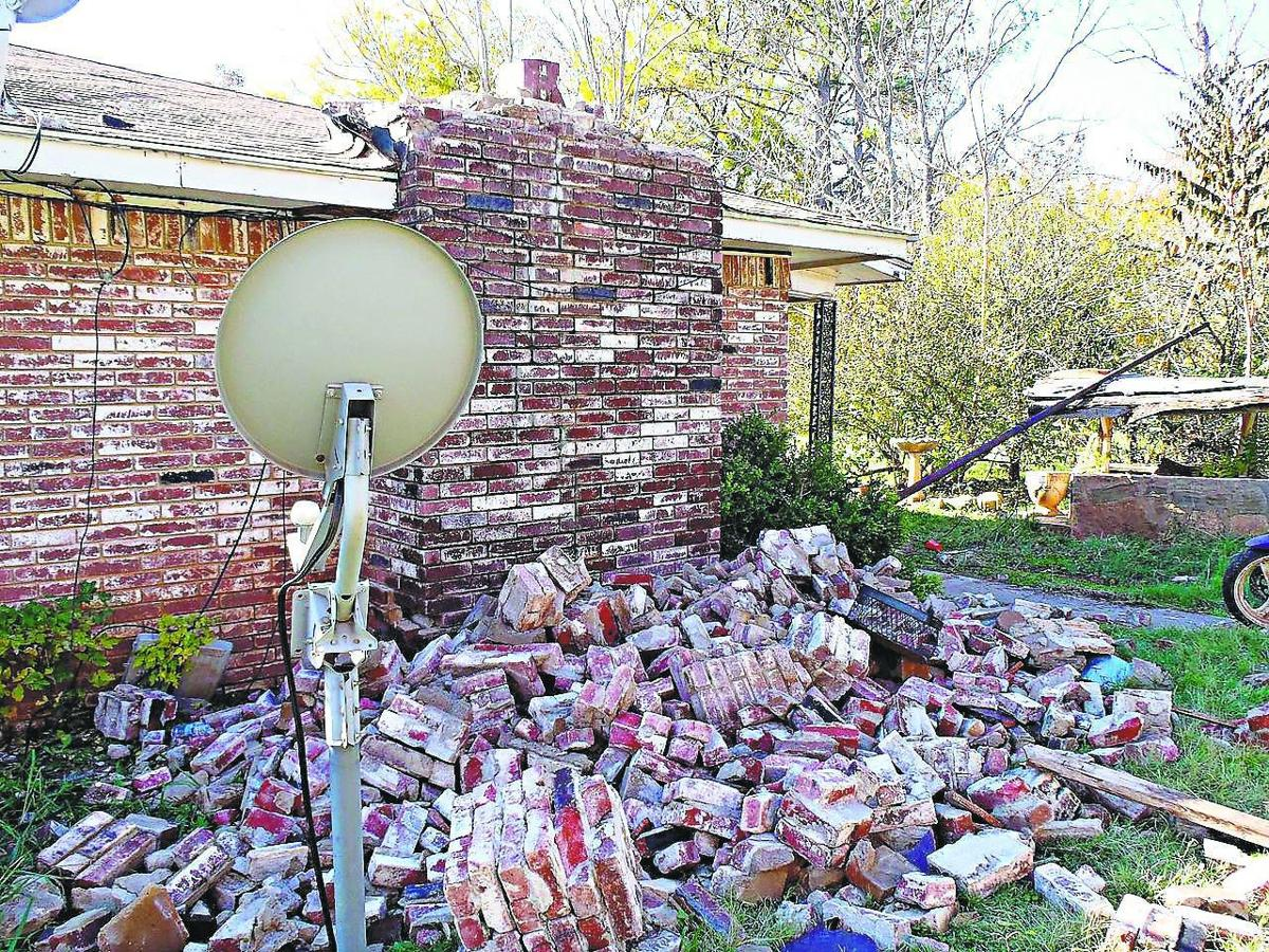 Central Oklahoma Quake