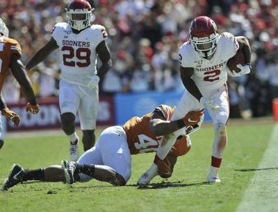 No. 7 Oklahoma's playoff outlook looks brighter after Sooners, Bears climb poll