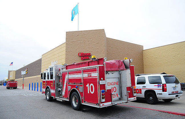 Arson fires set at local department store