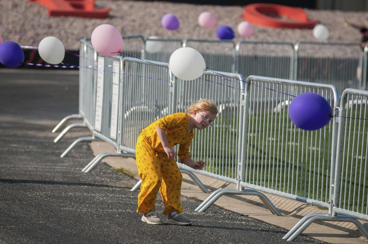 Relay for Life event held at Norris Field