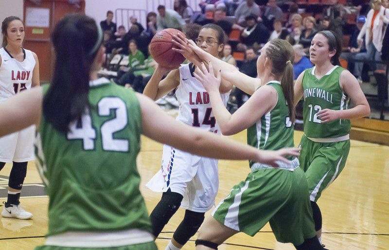 LOCAL GIRLS BASKETBALL CAPSULES