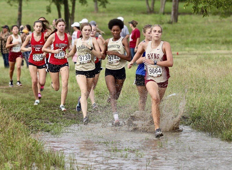 Byng boys first, Byng girls second at conference meet