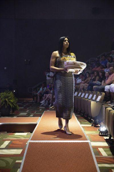 Native Creativity Fashion Show showcases Native American designers