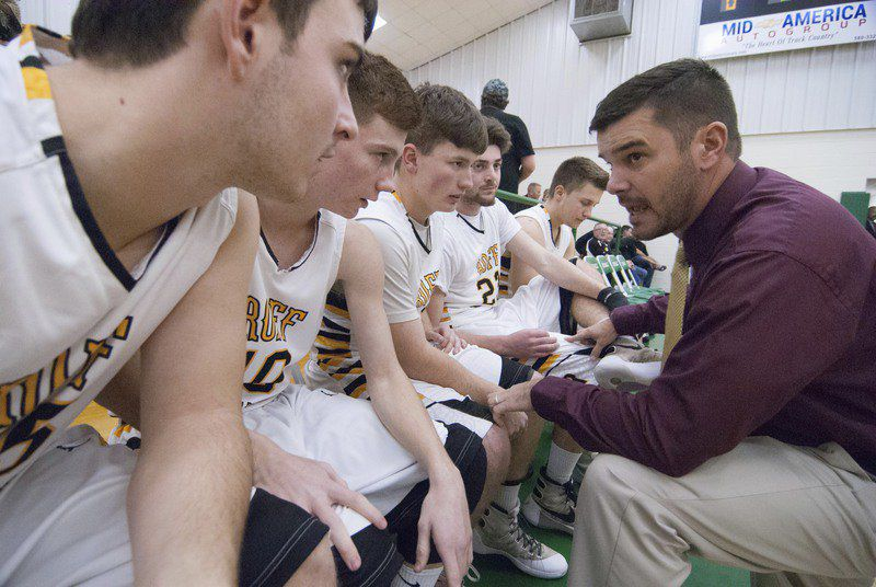 Larry Johnston to coach girls, boys at Roff