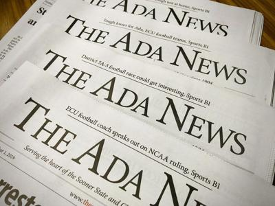 The Ada News to relocate to Main Street