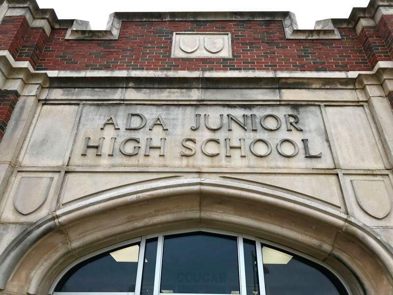 Ada Junior High students reflect on MLK holiday