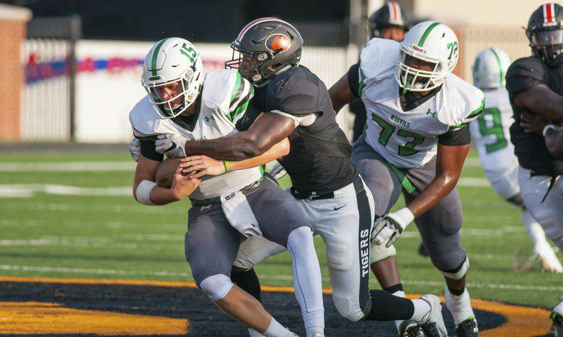 Tigers turn back Boll Weevils