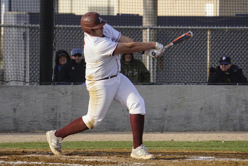 Cougars club three home runs in rout of Madill