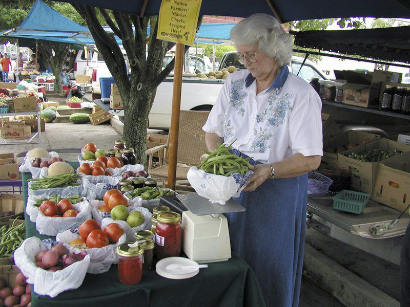 Celebrate National Farmers Market Week across south-central Oklahoma