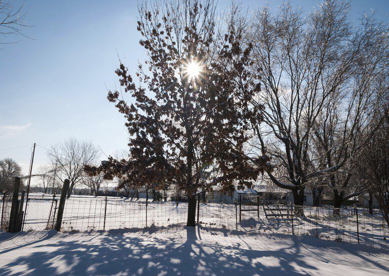 How to photograph snow