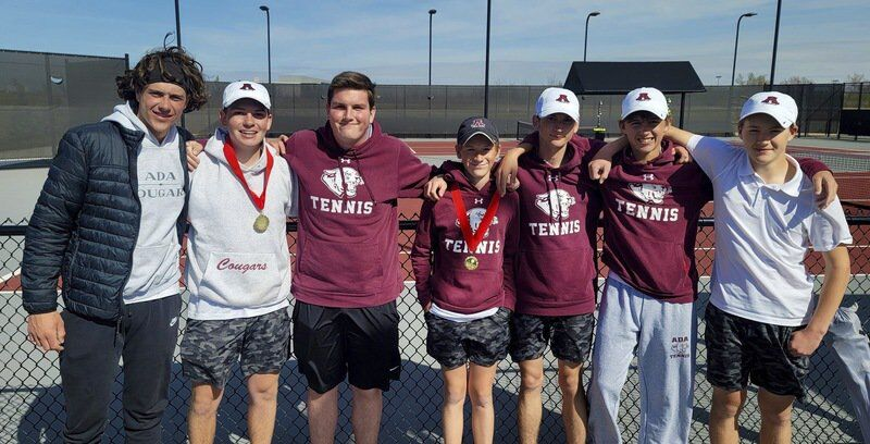 Ada High School Tennis Capsules