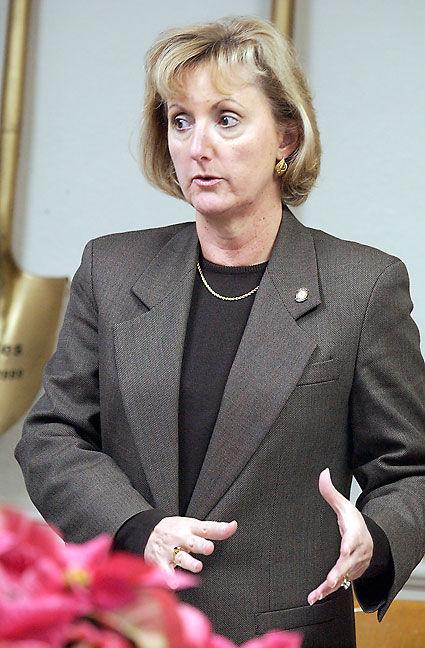 Sen. Susan Paddack