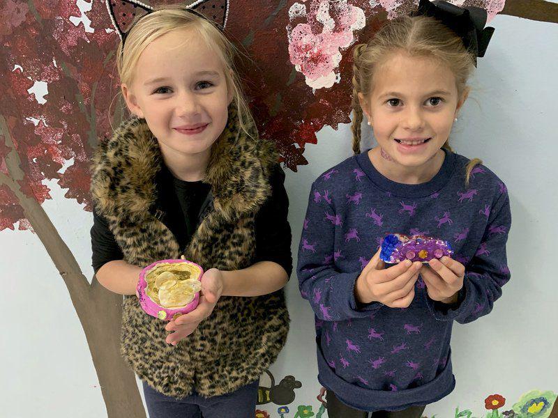Ada students create art inspired by 'Cinderella'
