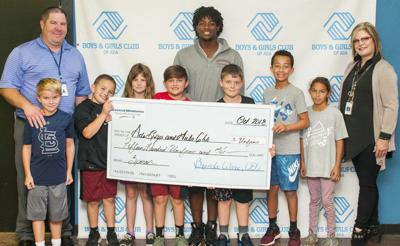 Boys & Girls Club of Ada receives $15,000 donation