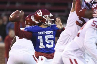 Quarterback Tanner Mordecai not giving up on being Sooners' starter