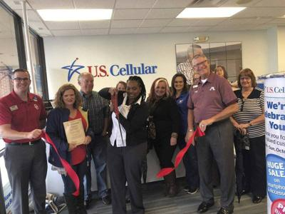 U.S. Cellular grand reopening