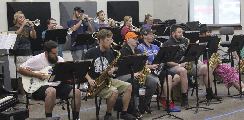ECU Jazz Band to conduct first concert of the year