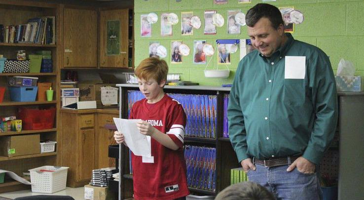 Kids, Cows and More essay contest announces winners