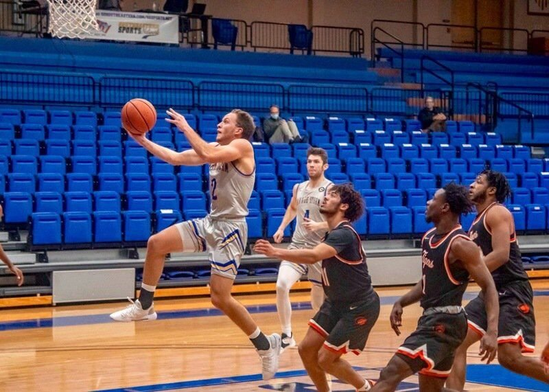 Cole's club buries host Southeastern 73-47