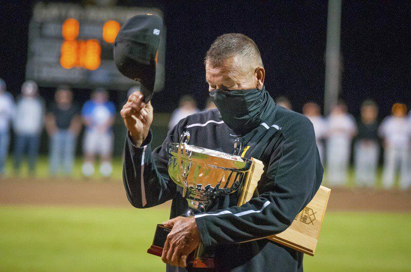 Latta's Collins breaks Bowen's record for most wins